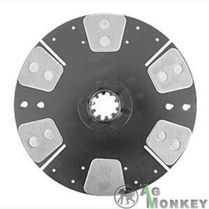 52848 Hd6 11 Single Stage Clutch 6 Regular Pad Disc International M Md O6 W6 Wd