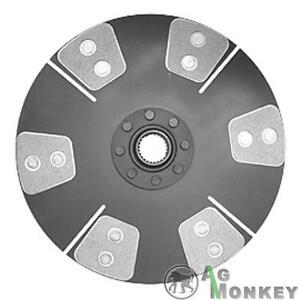 846530 Hd6 11 Single Stage Clutch 6 pad Disc Branson 6530 5530