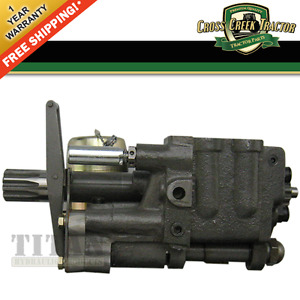 519343m96 New Massey Ferguson Main Hydraulic Pump 135 150 165 175 180
