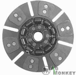 W3295842 Hd6 13 Single Stage Clutch Disc 6 pads oliver 1950t 1955 2050 31079