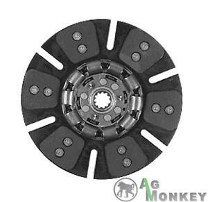 W29113 Hd6 12 Single Stage Clutch 6 large Pad Disc Minneapolis Moline M670 Supe