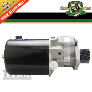 523092m91 New Power Steering Pump For Massey Ferguson 175 180 255 265 275 30