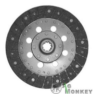R13090 9 Dual Stage Woven Clutch Disc For John Deere 850 870 900hc 950 970 1050