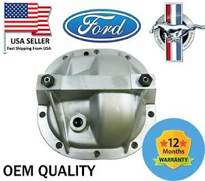 New Oem Quality For Ford Mustang 8 8 Differential Cover Rear End Girdle System