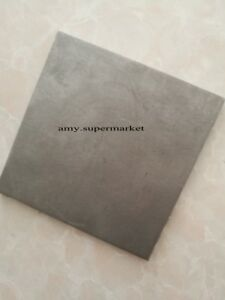 Tc4 Gb Titanium Alloy Sheet plate Thickness 6mm 100mm 100mm