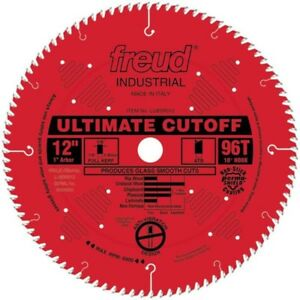 Freud Tools Lu85r012 12 Ultimate Cut off Saw Blade