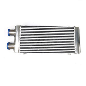 New Universal Front Mount Aluminum Intercooler 31 5 x13 x3 Core Thickness 3
