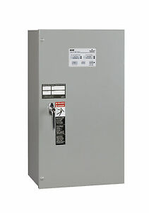 Asco 300 200 Amp Automatic Transfer Switch Nema 1 Indoor Voltages 480 240 208