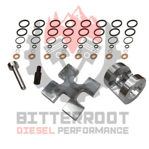 2004 2006 6 6 Duramax Lly Injector Rebuild Kit With Tools