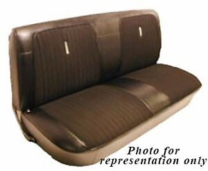 1967 72 Ford Truck Front Bench Seat Upholstery All Vinyl