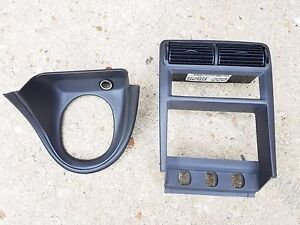 99 04 Ford Mustang Center Dash Oem Vents Vent Bezel Cd Player Heater Control Oem
