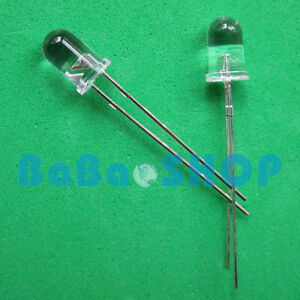 10pcs 1000pcs 5mm 940nm Ir Infrared Launch Emitter Diode Photodiode Led Lamp