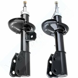 New Front Pair Gas Shocks Struts For 2002 2003 2004 2005 2006 2007 Saturn Vue