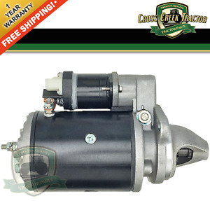 3763363m94 New Starter For Massey Ferguson 135 150 165 230 235 245 255 231 240