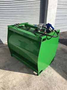 Fuel Storage Tank Portable 200 Gallons With Pump Kit