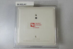 Honeywell Silent Knight Sk relay Addressable Relay Module For Intelliknight Fire