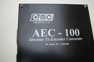 Aec 100 Absolute To Encoder Converter