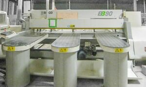 Selco Eb90 Front Load Panel Saw