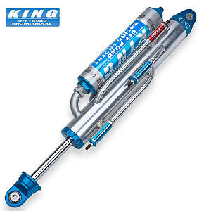 King 3 0 Pure Race Series Bypass Piggyback Reservoir Shock 5 Tube 20 Travel