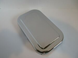 Chrome Gm Master Cylinder Cover Fits Chevy Gmc 1988 Up Cars Trucks 9635