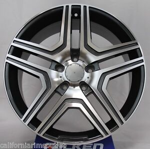 22 Ml63 Style Wheels Rims Tires For Mercedes Benz Gle350 Gle400 Gle450 Coupe