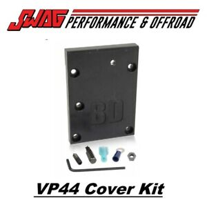 Bd Diesel Stealth Pump Cover Kit For Vp44 Injection Pump 1050201 98 5 02 Cummins