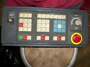 Fanuc Control Keyboardl From Komo Router