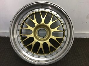 Porsche Bbs Motorsport Cup 18x10 Center Lock 996 Rs 997
