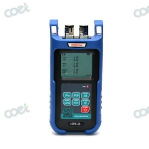 Pon Power Meter Fiber Optic Tester Online Power Meter With 1310 1490 1550nm