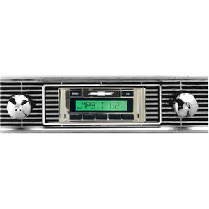 1956 Chevy Radio Usa 630 Classic Car Stereo