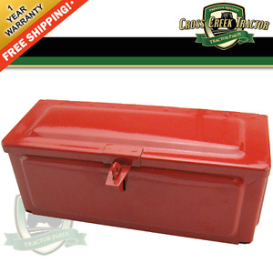 1662748m91 New Massey Ferguson Tractor Tool Box