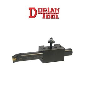 Dorian Quick Change Heavy Duty Boring Bar Tool Post Holder Axa 4 New