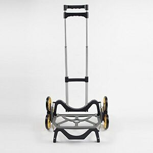 Upcart All Terrain Stair Climbing Folding collapsable Rolling Utility Cart New