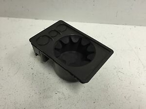 99 02 Saab 9 3 93 Console Cup Holder Cupholder Drink Oem