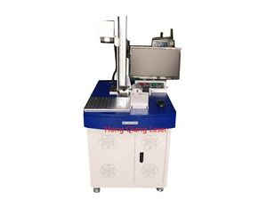 20w Fiber Laser Marking Machine For Metal And Non metal Material marker Engraver