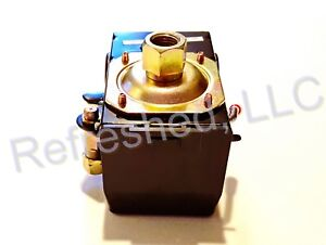 Cw207550av Speedaire Campbell H 95 125 Psi Single Port 1 4 Fpt Pressure Switch
