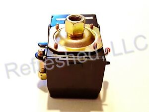 Furnas Hubbell 69jf7ly Replacement Pressure Switch 95 125 Psi Air Compressor