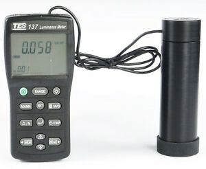 Tes 137 Luminance Meter Light Meter luminance Meters Tes137