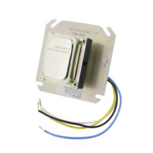 Honeywell Plate Mounted 120 Vac Transformer With 9 In Leadwires