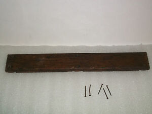Antique Singer Treadle Sewing Machine Cabinet Drawer Trim Nails