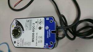New Out Of Box Johnson Controls Actuator m9208 bgc 3