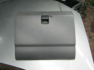 1996 1999 Isuzu Trooper Oem Glove Box grey