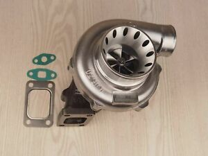 Gt35 Gt3582 Black A r 70 T04e Anti surge A r 63 T3 5bolts Water And Cooled Turbo