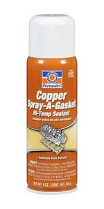 80697 Permatex Copper Spray A Gasket Hi Temp Sealant Buy 3 Or More Save 10