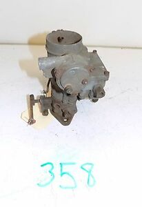 Stromberg Bxov 2 Carburetor Carb Hot Rat Rod