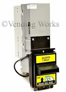 Mei Mars Vn 2502 Bill Acceptor Validator Flash Port New 5