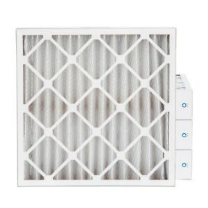 24x24x4 Merv 8 Pleated Ac Furnace Air Filters 4 Pack