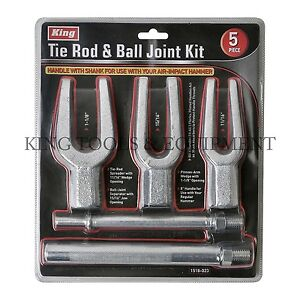 New King Tie Rod Ball Joint Pitman Arm Separator 3 Sizes Pickle Fork Spreader