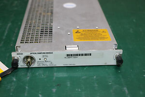 Tektronix 80c02 Optical Sampling Module 30ghz