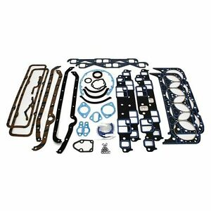 Fel pro 260 3013 Small Block Chevy Sbc 305 350 383 Hp Competition Gasket Kit Set